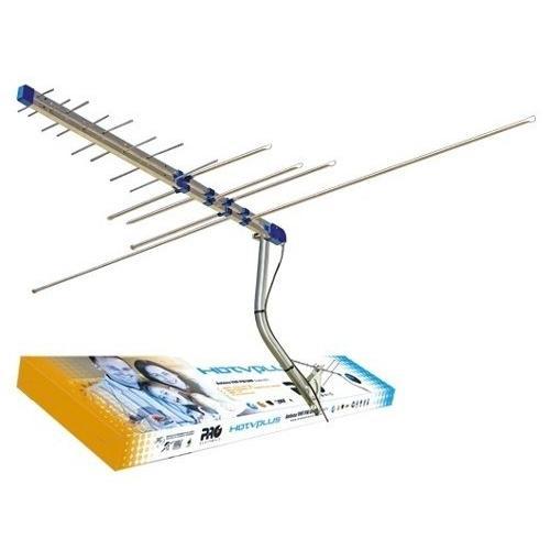 ANTENA EXTERNA PROELETRONIC PROHD3000/01 – HDTV/VHF/UHF/FM, COMPLETA COM CABO DE 20MT E HASTE, GANHO DE ATÉ 18DB