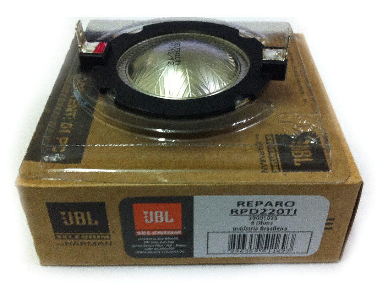 REPARO ORIGINAL JBL SELENIUM RPD220TI = RPD202TI