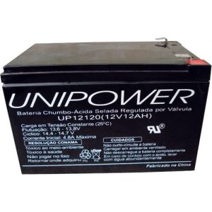 UNIPOWER BATERIA  UP12120 12V 12A