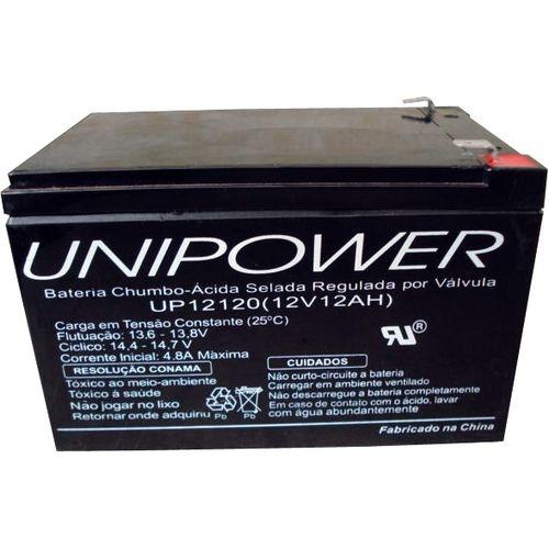 UNIPOWER BATERIA  UP12120 12V 12A