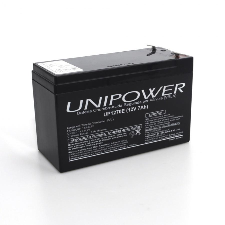 UNIPOWER BATERIA 12V 7A UP1270E 1