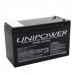 BATERIA SELADA UNIPOWER UP1290 – 12V, 9A