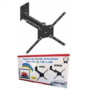 SUPORTE PARA TV AVATRON AR-730T – 10 A 40 POLEGADAS, ARTICULADO