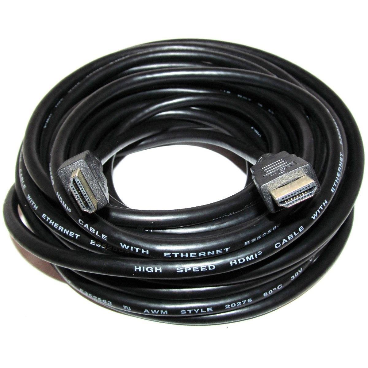 CABO HDMI 20 METROS – 1.4, COM FILTRO