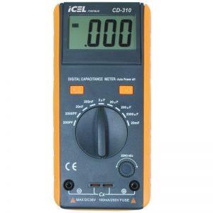 Capacímetro Icel Cd 310 1