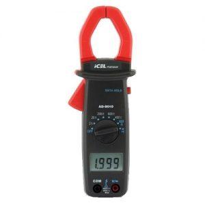 ALICATE AMPERIMETRO DIGITAL AD-9010 ICEL