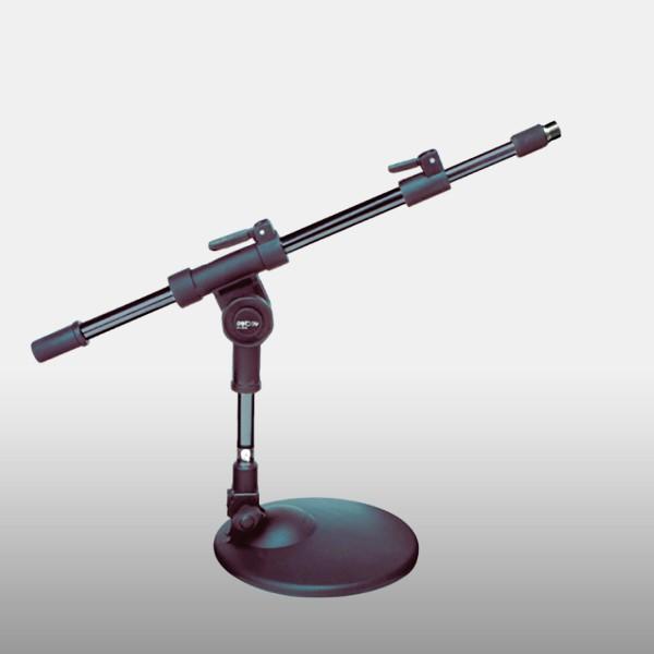 PEDESTAL DE MESA PARA MICROFONE VECTOR SM-20-P – COM HASTE