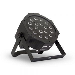LED OCTOPUS PLS – 18 LEDS, RGB, BIVOLT