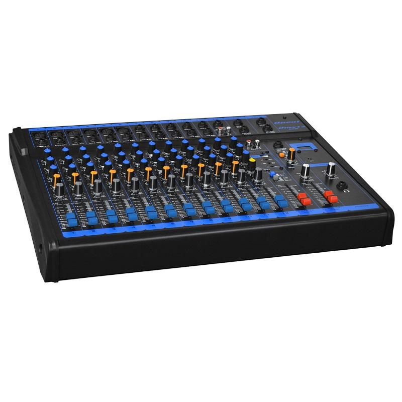 MESA DE SOM ONEAL OMX 12 USB – 12 CANAIS