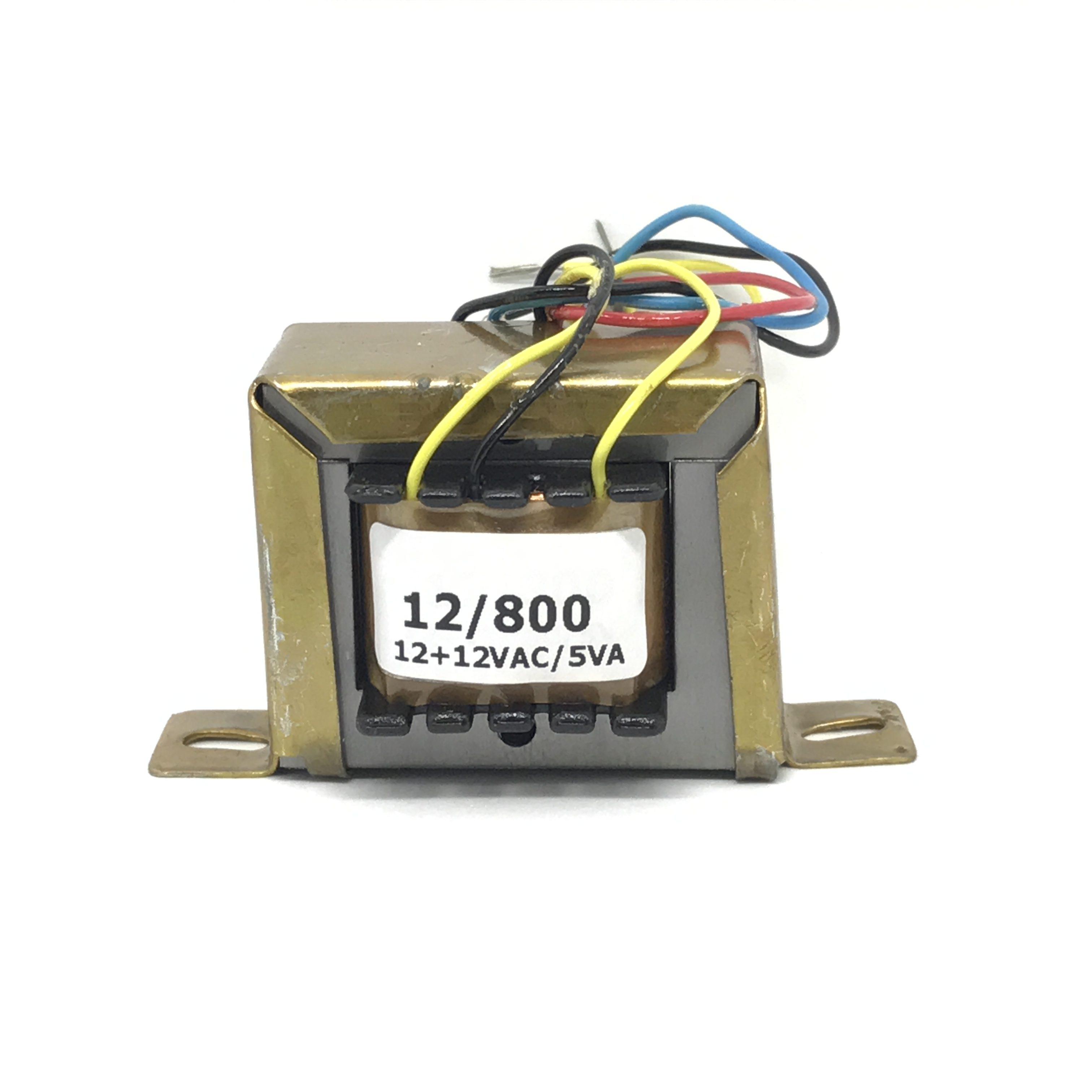 TRANSFORMADOR HAYAMA 12/800 – 12+12V, 800mAh, Bivolt