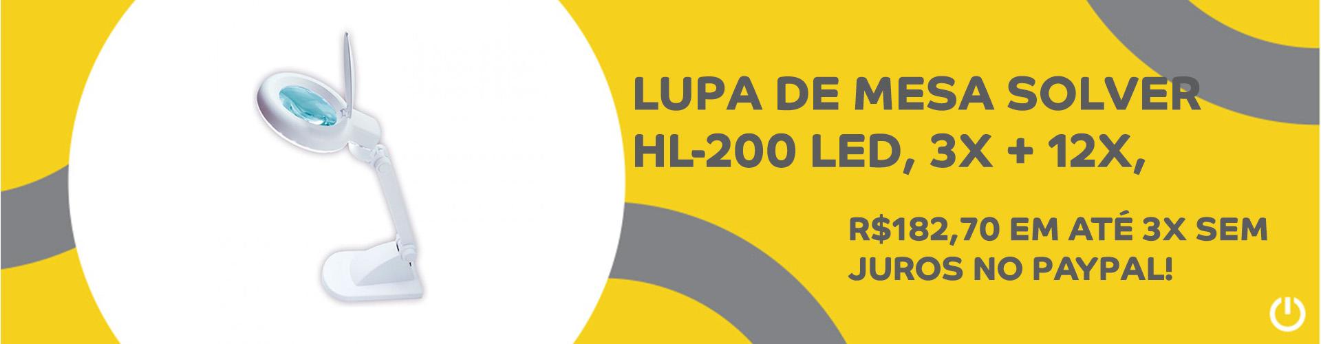 banner lupa hl200